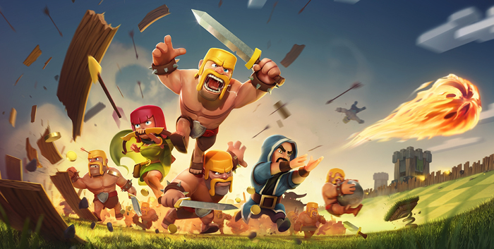 Top 10 Android Games of All Time Clash of Clans