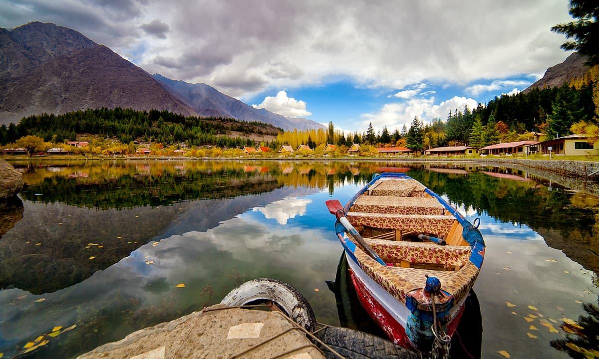 Best Vacation Spots in Pakistan Skardu