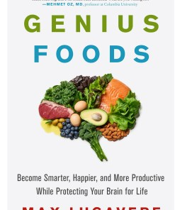Genius Foods-Become Smarter, Happier