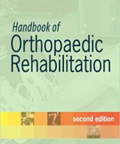 Handbook of Orthopaedic Rehabilitation-2nd Edition