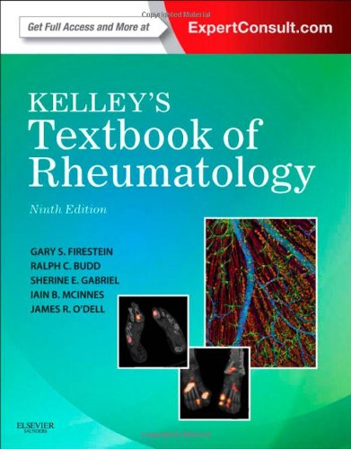 27.12.2019 Kelley and Firestein's Textbook of Rheumatology