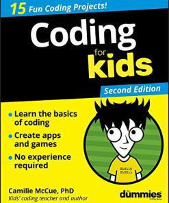 Coding For Dummies-For Dummies (Computers)-1st Edition