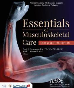 AAOS Essentials of Musculoskeletal Care: Enhanced Edition-5th Edition