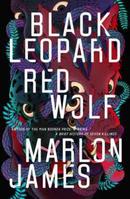 Black Leopard, Red Wolf (The Dark Star Trilogy)