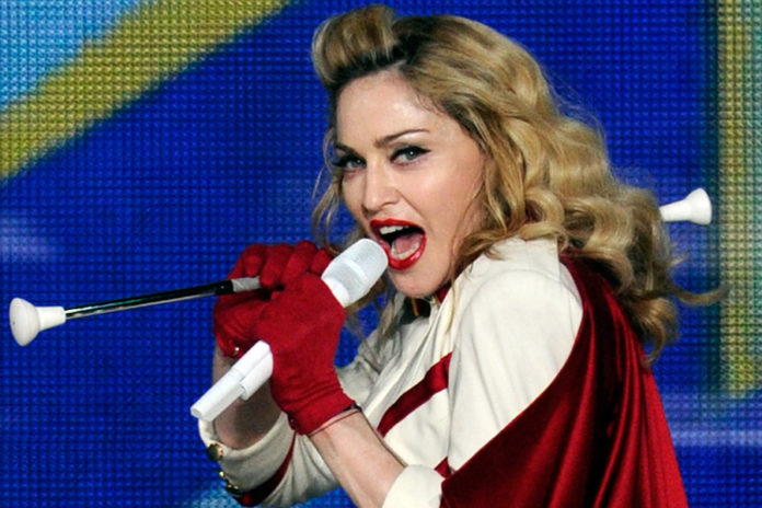 """HeartBreakCity"" Song Lyrics by ""Madonna"""
