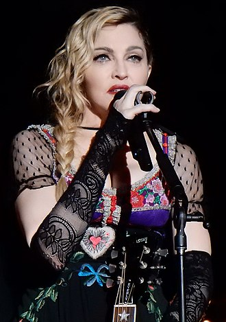 """I Deserve It"" Song Lyrics by ""Madonna"""