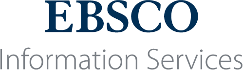 Ebsco information services logo.