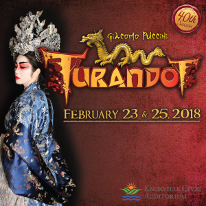 Knoxville Opera: Puccini's Turandot Final Dress Rehearsal