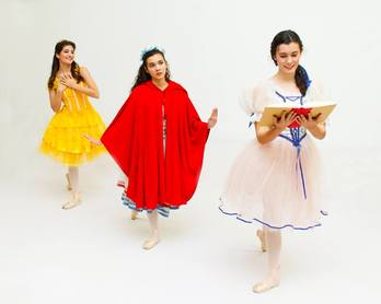 "Oak Ridge Civic Ballet Association: Tchaikovsky's ""Into the Woods"""