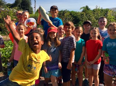 UT Gardens: Explorers (ages 6-10)