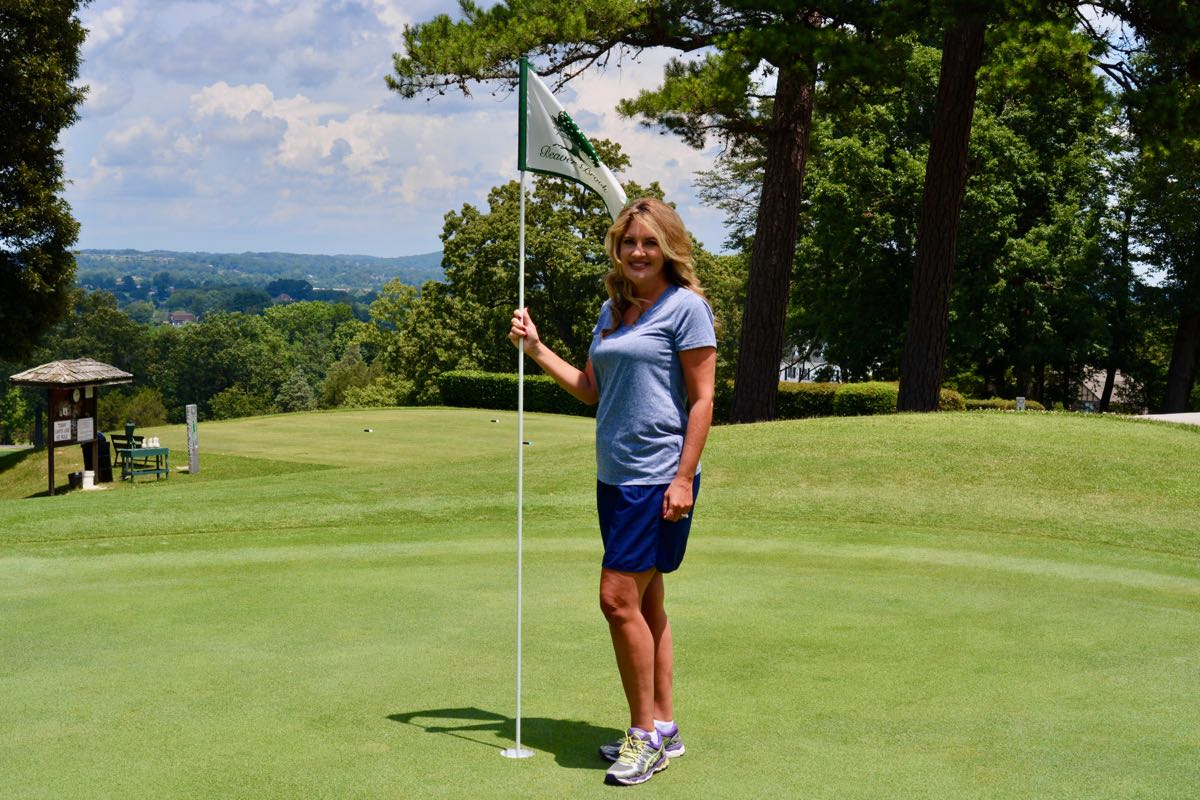 From Gala To Golf Womens League Keeps Boosting Halls