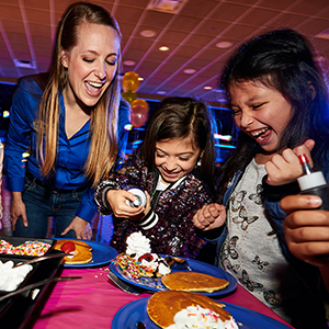 Main Event Launches Five All New Birthday Party Packages Built For Everyone