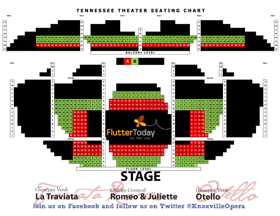 2011-2012-Seating-Map-Flutter – Knoxville Opera