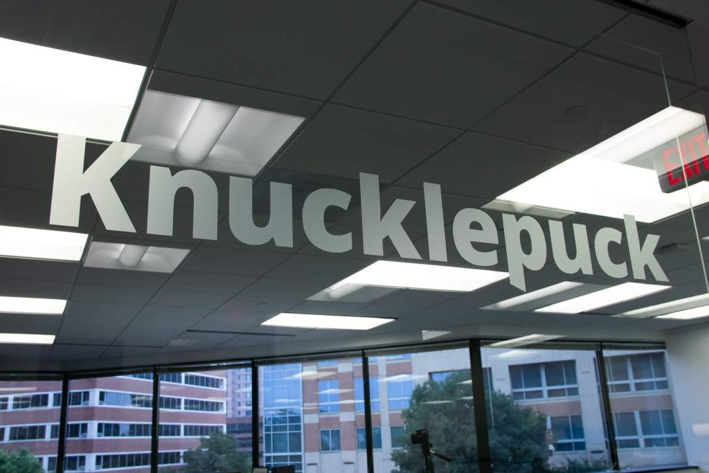 Knucklepuck Office