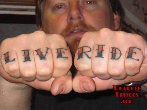 LIVE RIDE