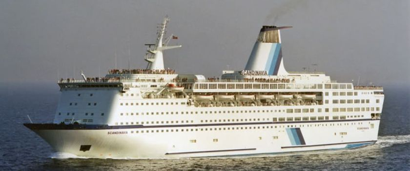 Conceptual Design of Cruise vessel 'Scandinavia'