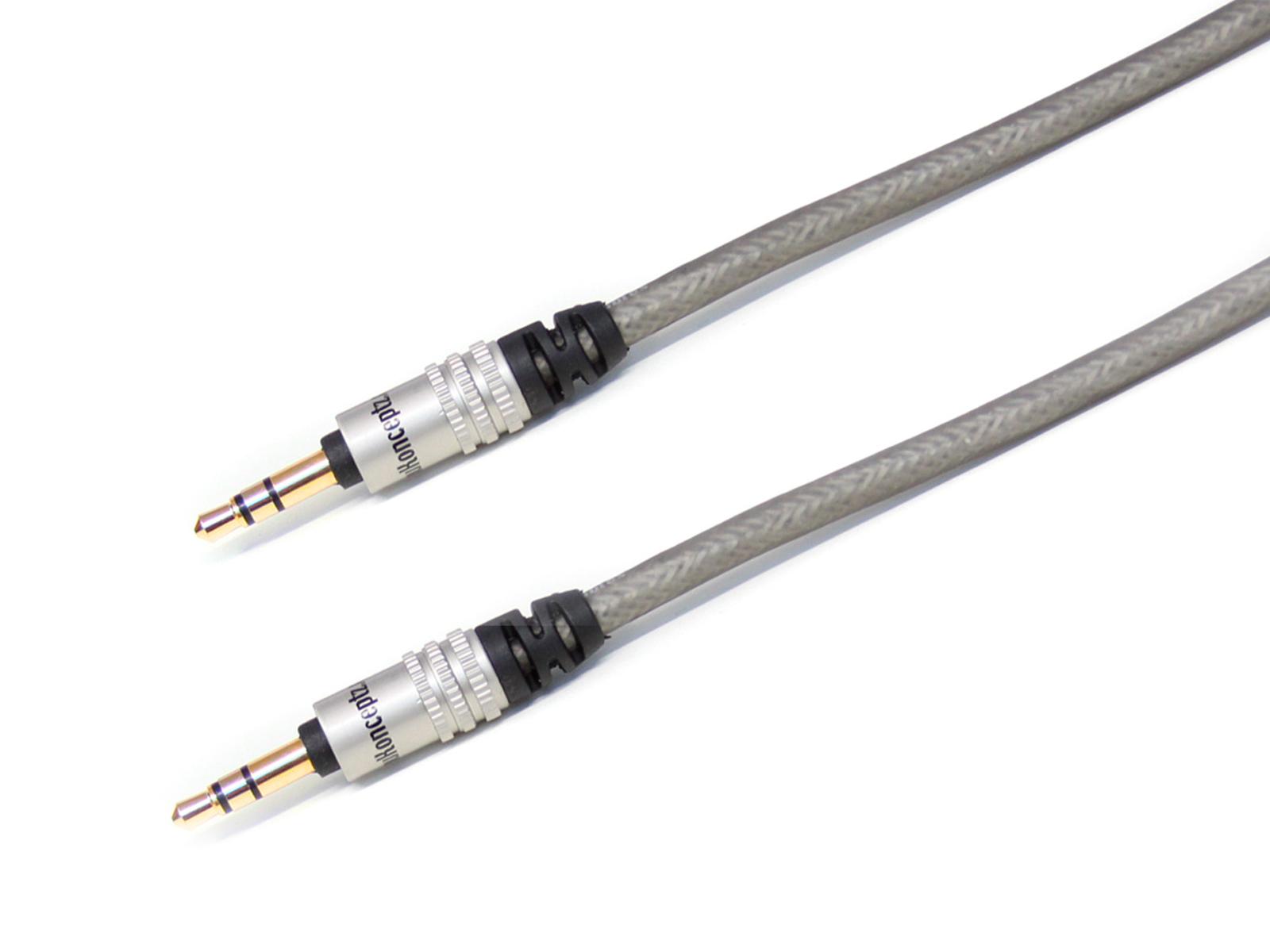 Knukonceptz Krystal 3 5mm 1 8 To 3 5mm 1 8 Headphone