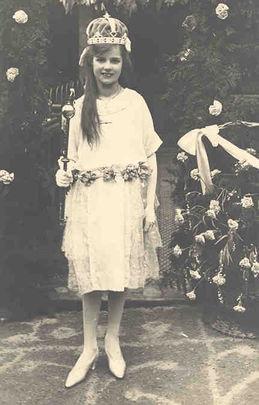 May Queen 1924 1