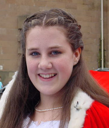 Knutsford Royal May Queen 2002, Deborah Coan