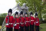 The Royal May Day Footguards