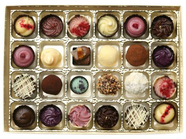 Misco's chocolates