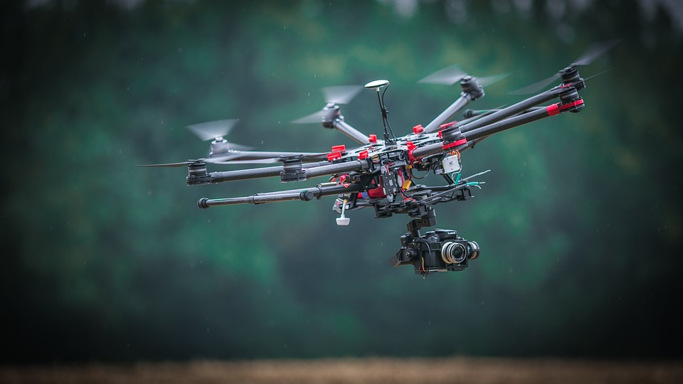 Cheshire Police and Cheshire Fire and Rescue Service launch drone