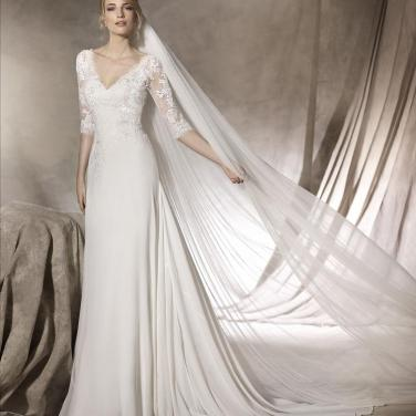 La Sposa by Pronovias Halima Size 14 2017 Collection