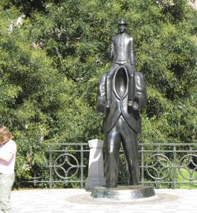 Monument voor Kafka