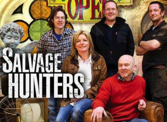 Salvage-hunters