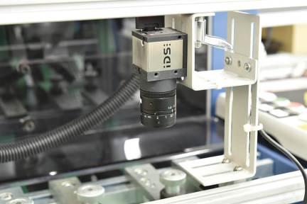 検査機カメラ