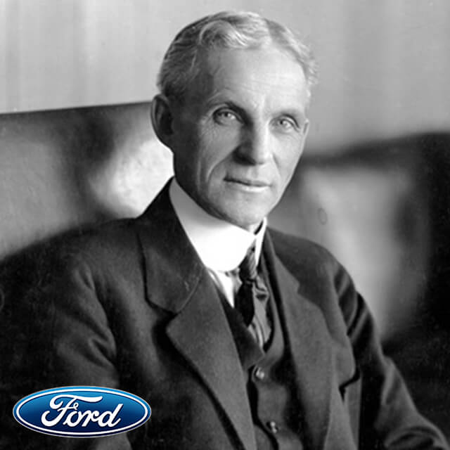 Henry For (Ford)