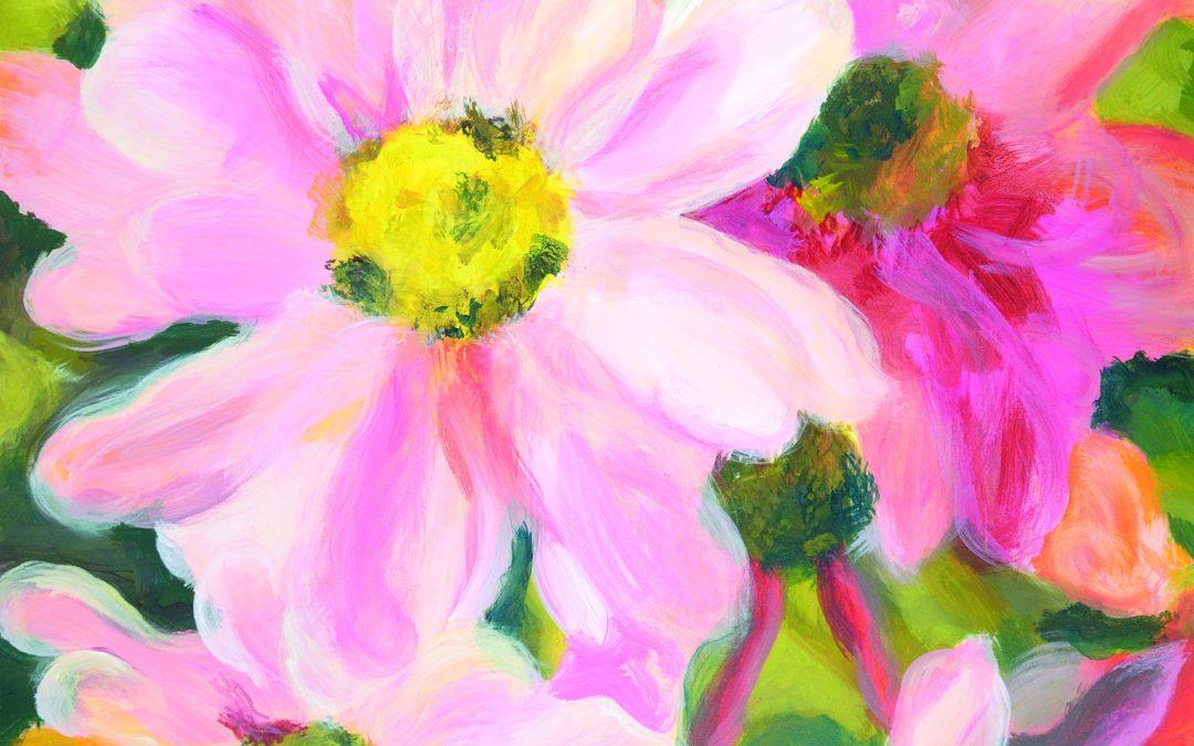 "Martina MacDonald-Bleriot  ""Flower Power""  2011"