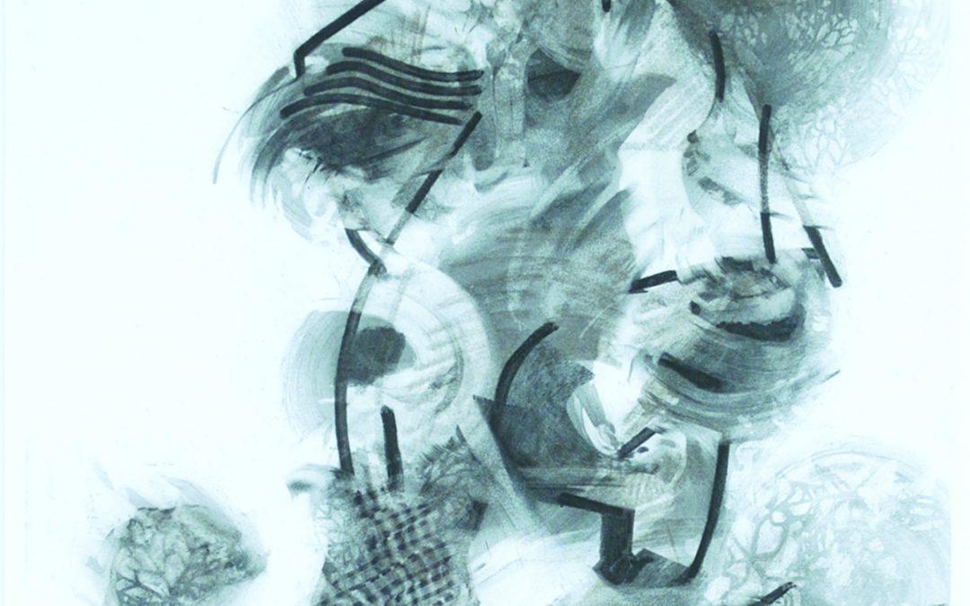 "Robert Pierce  ""Vertigo""  2015"