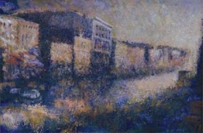Canalazzo Rivedel Carbon Palazzo Grimani 1994 - 24x36