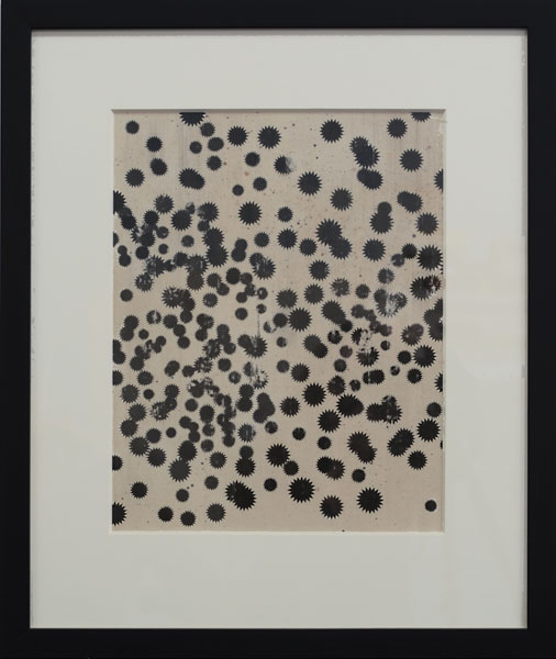 "Tanya Rusnik  ""Untitled AfterImage Drawing #39""   Silent Auction Lot #131"