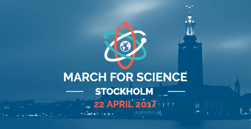 Stockholm March for Science: Why I'm Marching