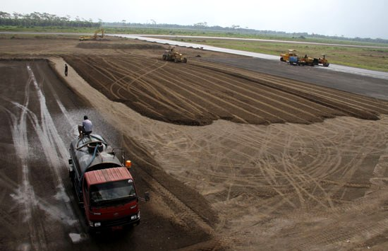 Pembangunan Bandara Sekongkang Segera Rampung