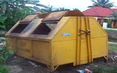 TPS Sampah akan Berlokasi di Desa Banjar