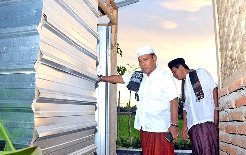 Sumbawa Barat Ditarget Bebas Rumah Tidak Layak Huni