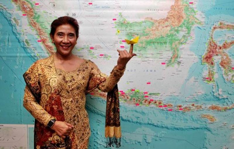Menteri Susi Jatuh Hati Dengan PDPGR
