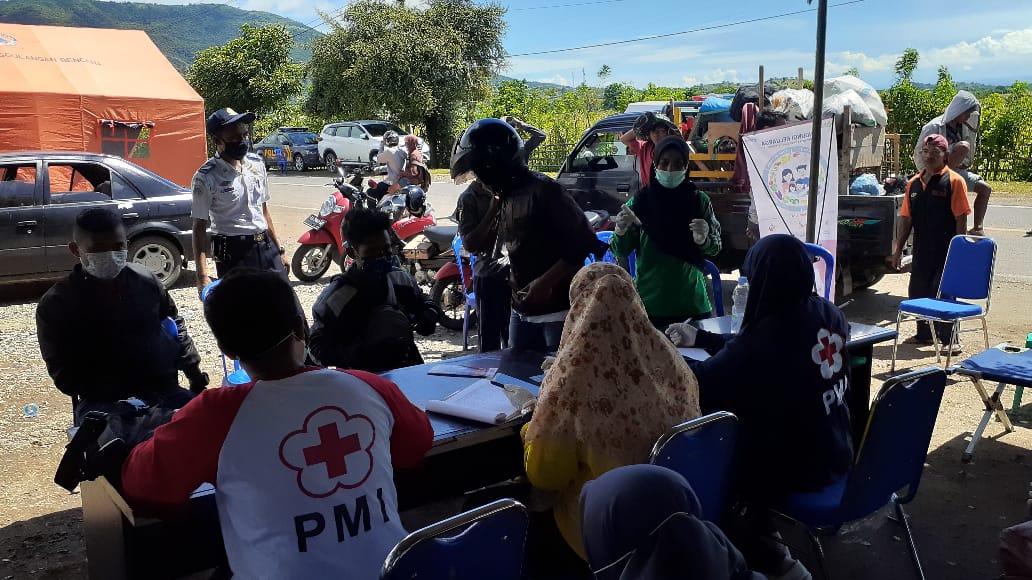 DPD JOIN KSB Usulkan Bupati dan Gubernur Siapkan Suplemen Untuk Petugas Satgas Covid-19