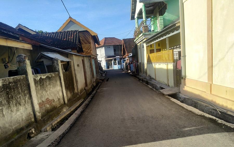 Proyek Hotmix Desa Jereweh Beru Dalam Penyelidikan Tipikor