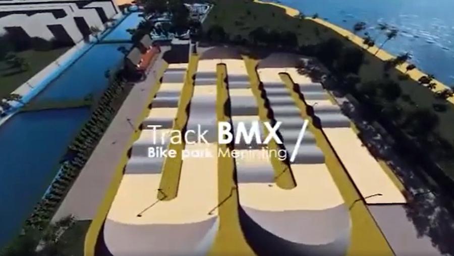 Bukan Hanya Sirkuit MotoGP, Lombok Juga Akan Punya Sirkuit Sepeda Kelas Dunia