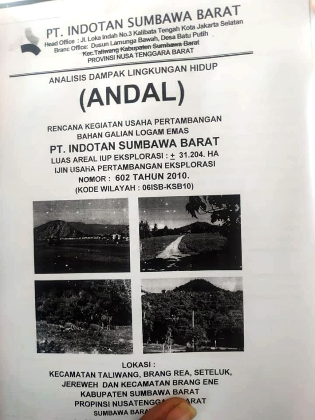 ANDAL PTISB