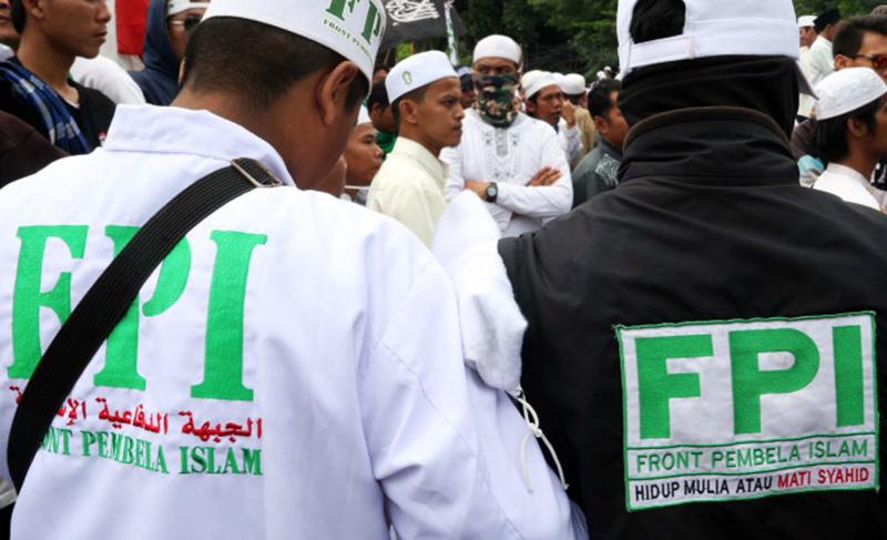 FPI Resmi Jadi Organisasi Terlarang