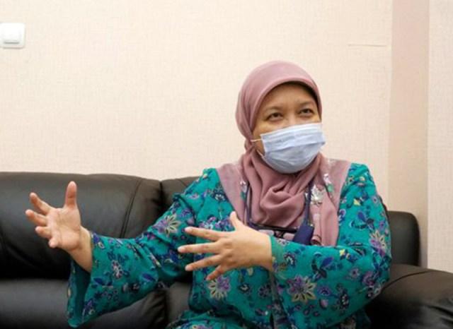 Dr. Sinta Dewi LLM.