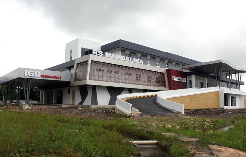 Kejar MotoGP 2021 di Lombok, Pembangunan Rumah Sakit Mandalika Dikebut