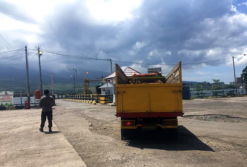 Ternak Sapi Asal Sumbawa Barat Ditolak Masuk Pulau Lombok