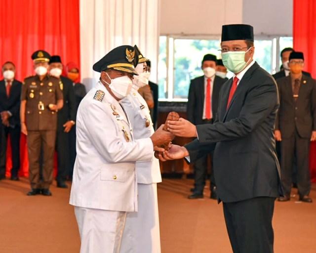 Mo Novi Resmi Pimpin Sumbawa 1