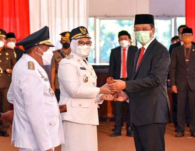 Mo Novi Resmi Pimpin Sumbawa
